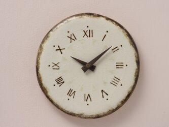 Ⅻ 227(陶製掛時計)の画像