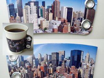 コーヒースリーブ♪ニューヨークの画像