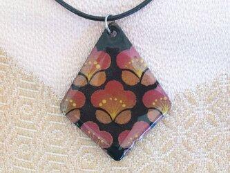 和柄ペンダント 梅の画像