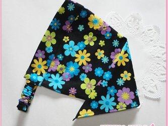 ショコラ様オーダーの三角巾−大人用の画像