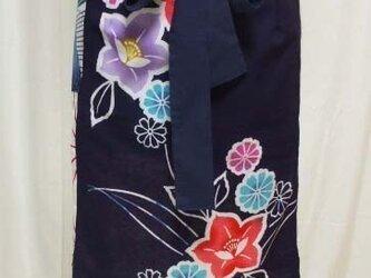 浴衣カフェエプロン sari様用の画像