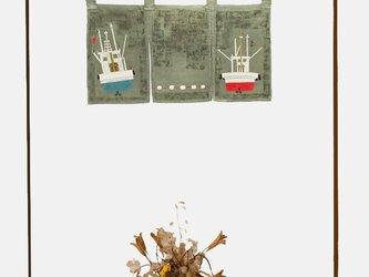 暖簾 船出の画像