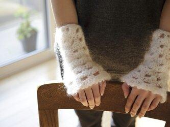 wrist warmers/リストウォーマーの画像