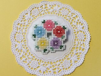 flower circleの画像