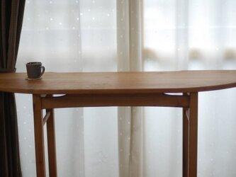 ラウンドハイテーブル (オーダー)の画像