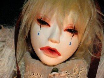 ピエロ人形【ダル】の画像
