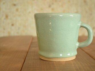 ひすいマグカップの画像