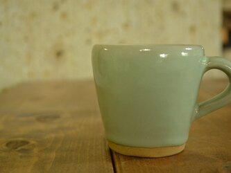 ひすいデミタスカップの画像