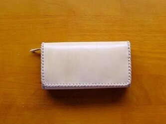knition -long wallet-の画像