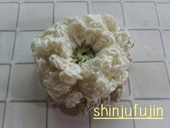【Sold】お花畑のコサージュ52の画像
