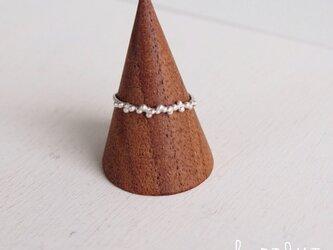 【再販】- Silver - Tsubu Ringの画像