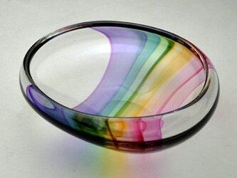 虹の小鉢の画像