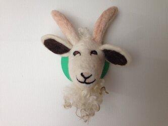 羊毛ハンティングトロフィーの画像