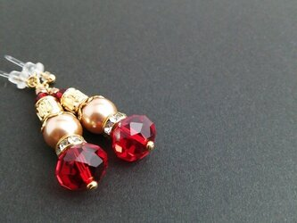 pierces-red×goldの画像