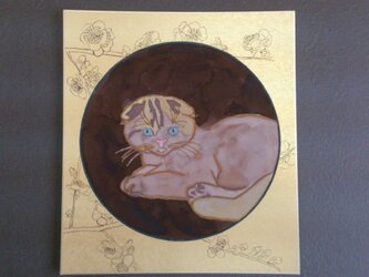 子猫図の画像