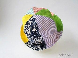 color soulこども帽子・サーカスの画像