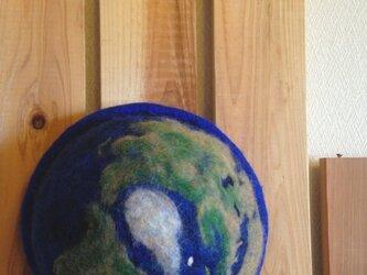 地球ハットの画像