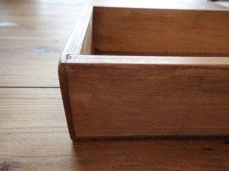 カトラリーボックスの画像