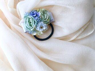 Flower hairgomの画像