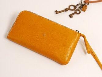 財布 lzw [キャメル]の画像