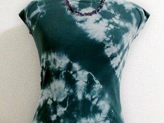 Tシャツ(半円絞り染)の画像