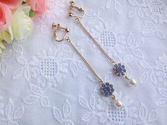 *la fleur*blueの画像