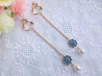 *la fleur*sky blueの画像