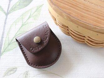 コロン コインケース /  コーヒーブラウン ONE PLANET の画像