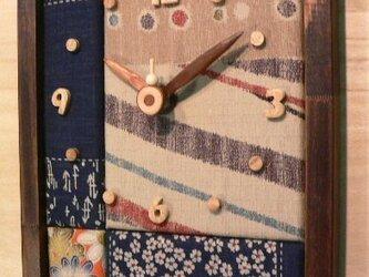 布時計の画像