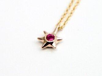 [STARsand]classicネックレス「星の砂」の画像