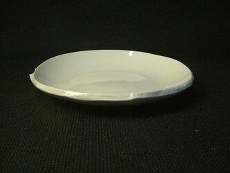 白磁皿の画像