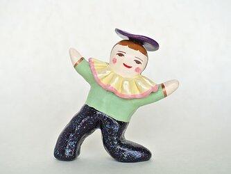 ダンシング人形の画像