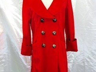 女性の願いを全てかなえる・赤 JIN・ハートジャケット・ワンピースの画像