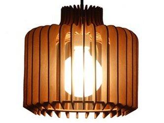 木製照明 ペンダントライト NCCの画像