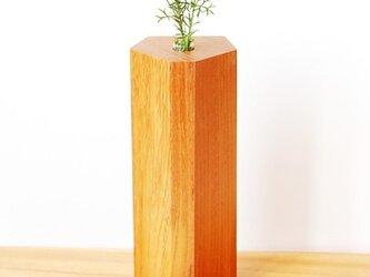 ケヤキの一輪飾り木の画像