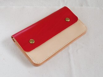 wallet 1 redの画像