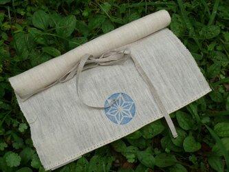 手織りヘンプ越中褌の画像