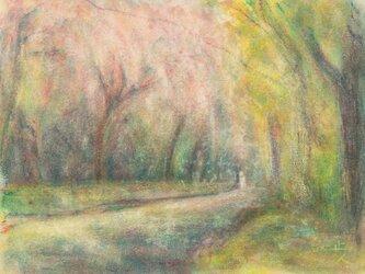 オイルクレヨン原画-734の画像