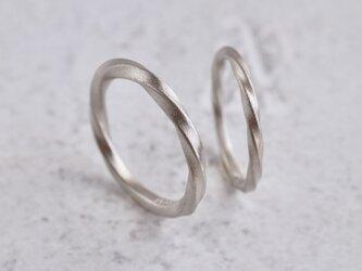 Zephyr ladies'ring [br0002ptff]の画像