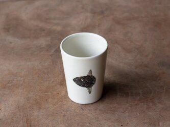 粉引フリーカップ(マンボウ)の画像