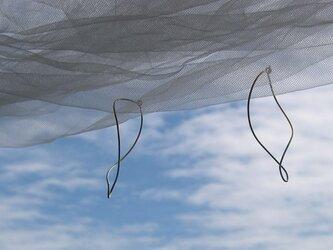 #2 天女の羽衣ピアス Hの画像