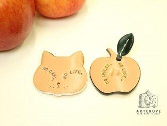 No Apples&Cats, No Life.2個セットの画像