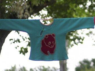 T-shirt Panda Rubisの画像