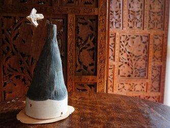 鳥と煙突の家LL 香炉&蚊遣り 17の画像