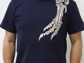 ティラノサウルス Adult Tシャツの画像