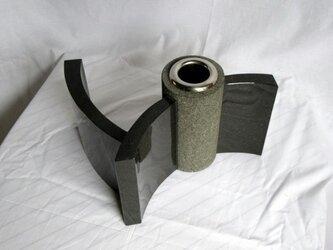 石の花瓶5号の画像