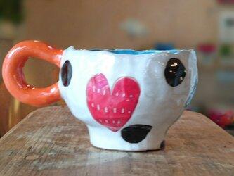 おとめのマグカップの画像