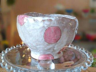 りんごのフリーカップの画像