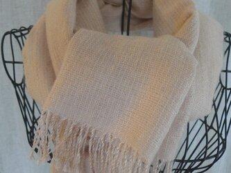 草木染 手織りストール Ⅱの画像