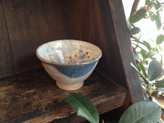 あじさいの粥椀の画像